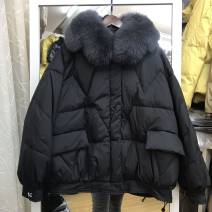 Down Jackets Winter of 2019 S, M White duck down 90% have cash less than that is registered in the accounts Long sleeves routine stand collar