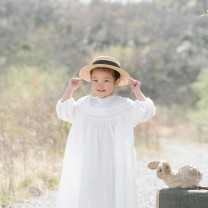 Parent child fashion Beige, black and hemp Women's dress female Other / other Mom's one size fits all, s (90-105), m (105-125), l (125-140) S/M/L solar system Average size Three, four, five, six, seven, eight, nine