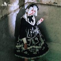 Lolita / soft girl / dress Sweetheart vending machine goods in stock S,M,L goods in stock Gothic, Lolita