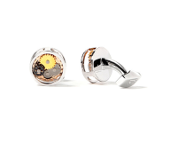 Cufflinks silvery tateossian mp-935505