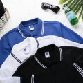 Polo shirt Other / other Youth fashion routine standard Home summer Short sleeve like a breath of fresh air routine youth Cotton 65% polyethylene terephthalate (polyester) 35% 2017 Solid color cotton No iron treatment