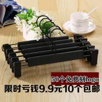 coat hanger 10, 20, 50, 100 Plastic Other coat hanger public Wardrobe / cloakroom Solid color Chinese style Chinese Mainland Zhejiang Province Jinhua City