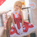 Cosplay women's wear suit goods in stock Over 14 years old Magic card girl Sakura combat suit magic card girl Sakura combat suit wig magic card girl Sakura combat suit skirt (adjustable fishbone magic card girl Sakura combat suit wand skirt) comic L m s XL average size Little snowflake animation