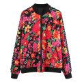 short coat Spring of 2018 S,M,L Decor Long sleeves routine Thin money singleton  easy street zipper