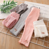 trousers Shell element female 90cm,100cm,110cm,120cm,130cm,140cm,150cm White, gray, dark pink, bean green, light pink summer Pant Korean version No model Leggings Leather belt middle-waisted other Don't open the crotch Other 100% kzc336 Class B 14, 13, 12, 11, 10, 9, 8, 7, 6, 5, 4, 3, 2 years old