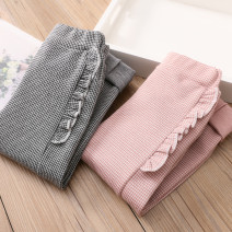 trousers Shell element female 90cm,100cm,110cm,120cm,130cm,140cm,150cm Black, pink spring and autumn trousers No model Casual pants Leather belt Other 100% kzd302 Class B 2, 3, 4, 5, 6, 7, 8, 9, 10, 11, 12, 13, 14 years old