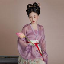 Hanfu 96% and above Autumn 2020 S,M,L,XL silk