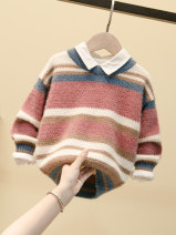 Sweater / sweater 100cm 110cm 120cm 130cm 140cm 150cm other male The red skin doesn't pick up and doesn't fade Magic teacher routine other Other 100% 19Q-MY0384-0820 Autumn of 2019 spring and autumn