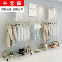 Clothing display rack DP2QF_ one trillion and six hundred and six billion three hundred and seventy-five million three hundred and seventy-five thousand eight hundred and seventy-seven LAN liansen