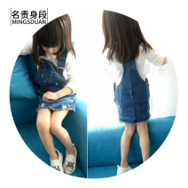 Dress female Noble figure Cotton 85% others 15% summer Korean version Strapless skirt Solid color cotton Strapless skirt Class B Summer of 2019 Three years old, four years old, five years old, six years old and seven years old