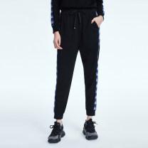 Casual pants Cb01 black 26 27 28 Spring 2021 trousers Haren pants Natural waist commute routine 30-34 years old 51% (inclusive) - 70% (inclusive) OD1101421 OTT Simplicity Viscose fiber (viscose fiber) 64% polyamide fiber (nylon fiber) 31% polyurethane elastic fiber (spandex fiber) 5%