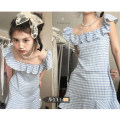 Dress Summer 2020 blue S, M