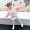 suit McDonnell Pink Blue 80cm 90cm 100cm 110cm 120cm 130cm female spring and autumn Korean version Long sleeve + pants 2 pieces routine There are models in the real shooting Socket nothing other MDD-134854865 Class A Other 100% Spring 2021 Chinese Mainland Guangdong Province Jiangmen City