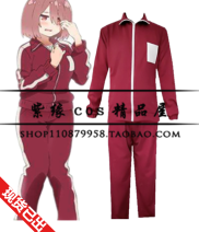 Cosplay women's wear Other women's wear Customized Over 8 years old comic 50. M, s, XL, customized Purple cos Purple cos female