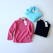 Sweater / sweater Other / other Pink, sky blue, dark blue female 100cm,140cm,130cm,120cm,90cm,110cm,150cm spring and autumn nothing other Solid color L01