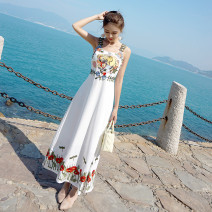 Dress Summer 2020 white S,M,L,XL