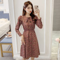 Dress Spring 2021 Red shirt yellow shirt red dress yellow dress S M L XL Mid length dress singleton  Long sleeves commute 25-29 years old LK2003 Korean version LK204-1205 81% (inclusive) - 90% (inclusive) polyester fiber Polyester 90% other 10% Pure e-commerce (online only)