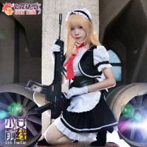 Cosplay women's wear suit goods in stock Over 14 years old If you've made a deposit, you can get the coupon from the customer service. If you don't make a deposit, you can make it directly. The second batch of goods will be sold in advance and in stock Animation, games S,M,L Spark animation