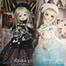 BJD doll zone suit 1/4 Over 8 years old goods in stock Blue white, black 4 points / MDD / giant baby through Other / other