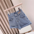 trousers Other / other female 100cm / tag 5110cm / tag 7120cm / tag 9130cm / tag 11140cm / tag 13150cm / tag 15 summer shorts Europe and America No model Jeans High waist other Don't open the crotch Other 100% other 2, 3, 4, 5, 6, 7, 8, 9, 10, 11, 12 years old Chinese Mainland