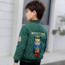 Cotton padded jacket neutral nothing other 110cm 120cm 130cm 140cm 150cm 160cm 170cm thickening Zipper shirt motion There are models in the real shooting Cartoon animation other Class C stand collar Polyester 100% Cotton liner Polyester 100% Winter of 2019 winter Chinese Mainland Hubei province