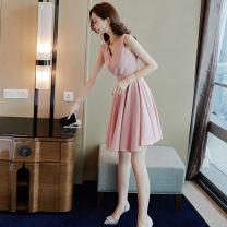 Dress Summer 2020 Blue, pink S,M,L,XL