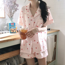 Fashion suit Summer of 2018 Average size Pink Other / other