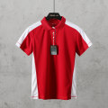 T-shirt Red / F + Lapel polo shirt, black / F + Lapel polo shirt EU: s (160 fit), EU: m (165 fit), EU: l (170 fit), EU: XL (175 fit), EU: 2XL (180 fit), EU: 3XL (185 fit) Short sleeve Straight cylinder polyester fiber 96% and above Max Coopy