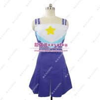 Cosplay women's wear skirt Customized Over 14 years old female comic 50. M, s, XL, XXL, customized Super dimensional cosplay Japan Campus style Lucky star spring, new mirror new division Gao liangmeixing
