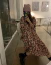 Dress Summer 2021 Short, long Average size longuette singleton  Short sleeve commute High waist Decor 18-24 years old Korean version 30% and below other