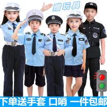 Children's performance clothes neutral 100cm 110cm 120cm 130cm 140cm 150cm 160cm Li Shang Yi Er other LS19TZ028BU other Other 100% other 3 years old, 4 years old, 5 years old, 6 years old, 7 years old, 8 years old, 9 years old, 10 years old, 11 years old, 12 years old, 13 years old Winter of 2018