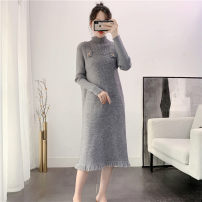 Fashion suit Autumn 2020 Average size 8296 solid suit - Grey 8296 solid suit - coffee 8296 solid suit - Black 18-25 years old Yalianxiang 30% and below wool Other 100%