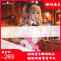 Cosplay women's wear suit goods in stock Over 6 years old L M S XL You Wo Wo