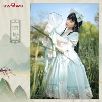 Cosplay women's wear suit Pre sale Over 14 years old L M S XL You Wo Wo Chinese Mainland Original Lolita