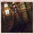 Cosplay women's wear suit goods in stock Over 6 years old Female emperor Semiramis LMS You Wo Wo Japan Fat series Samiramis fate