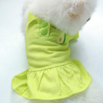 Pet clothing / raincoat currency Dress Weight is only for reference, please take the chest circumference and back length as the criterion, xs-chest 32cm back 20cm > 3kg s-chest 36cm back 26cm > 4-7kg m-chest 40cm back 30cm > 8-9.5kg l-chest 45cm back 34cm > 10-12kg xl-chest 48CM back 37cm > 13kg