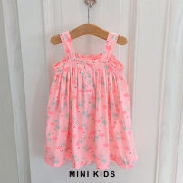 Dress As shown in the figure female Other / other Yi Biao 1, Yi Biao 2, Yi Biao 3, Yi Biao 4, Yi Biao 5, Yi Biao 6, Yi Biao 7 Other 100% summer princess Skirt / vest Cartoon animation A-line skirt 12 months, 18 months, 2 years old, 3 years old, 4 years old, 5 years old, 6 years old, 7 years old