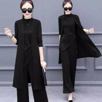 Cosplay women's wear suit goods in stock Over 14 years old Coffee [three piece suit], apricot [three piece suit], black bright [three piece suit], one piece jacket comic XL [110 to 125 kg]