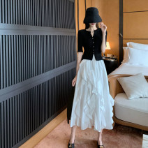 Fashion suit Showgrid sg61983 91% (inclusive) - 95% (inclusive) Other 100% Pure e-commerce (online sales only) Summer 2021 25-35 years old Black and white suit S M L XL