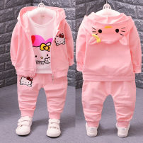 Sweater / sweater Cowekai / Kao Weijia female 80cm 90cm 100cm 110cm 120cm winter No detachable cap leisure time Socket routine No model flannelette Solid color Other 100% Class A Spring 2020