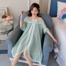 Outdoor casual clothes Tagkita / she and others female 51-100 yuan other Short sleeve summer Crew neck cotton