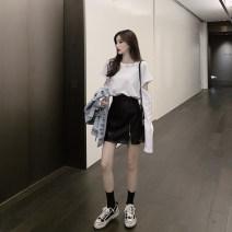 Dress Winter 2020 T-shirt + skirt, T-shirt, skirt S. M, l, average size