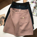 skirt Summer 2021 S,M,L,XL Short skirt commute High waist skirt Type A 18-24 years old 30% and below Other / other other Korean version