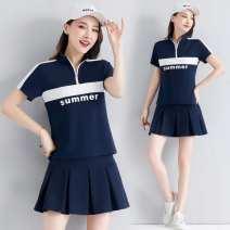 Badminton wear female M. L, XL, XXL, XXXL, larger Other / other Football suit
