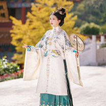 Hanfu 30% and below S M L spandex