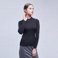Wool knitwear Winter 2020 S,M,L Off white, light pink, dark gray (black), grayish green (light blue) Long sleeves nylon 81% (inclusive) - 90% (inclusive) W4C2B39B0001 Nome