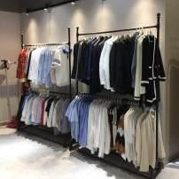 Clothing display rack clothing Metal Package 1, official standard