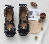 Low top shoes Other / other Round head PU Flat heel Low heel (1-3cm) Shallow mouth PU Fall 2017 T-shaped buckle solar system Adhesive shoes Solid color rubber Ballet Flats PU daily