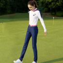 Golf apparel Coat white, coat + trousers, trousers Baolan S,M,L,XL,XXL female ZG-6 trousers K8vHE91P