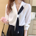 Women's large Spring 2021 Picture color L XL S M 2XL commute three quarter sleeve Korean version other NXJSJ26598EF Yundoni Other 100% Pure e-commerce (online only)